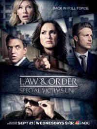 法律与秩序:特殊受害者第十八季