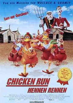 小鸡快跑 英语