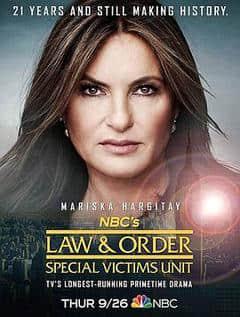 法律与秩序:特殊受害者第二十一季