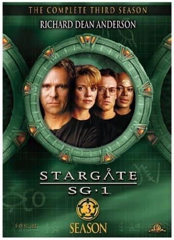 星际之门SG-1第三季