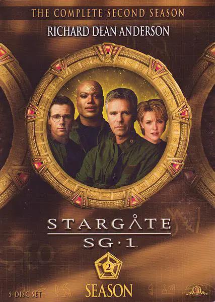 星际之门SG-1第二季